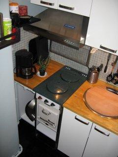 Färdigt kök