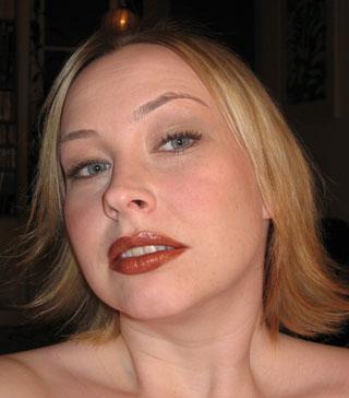 Dagens makeup 27/1