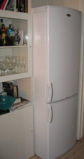 Nytt kylskåp