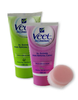 Veet In-Shower Hair Removal Creme