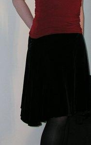 Bild på kjolen