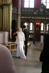 Bilder från Anna och Eriks bröllop