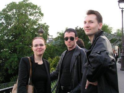 Paris och Tori Amos