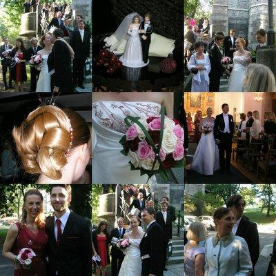 Carl & Alisons bröllop
