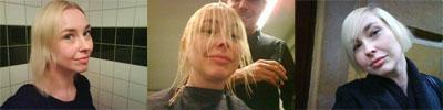Ny frisyr