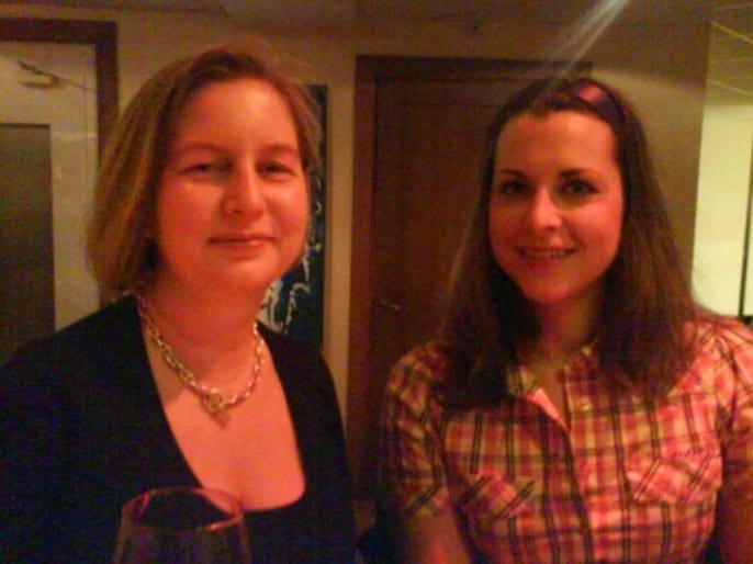 Ingrid och Sara