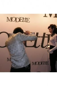 Releasefest för Modette