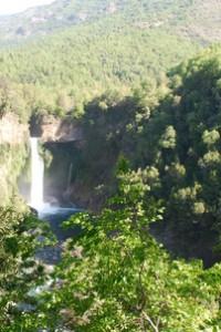Vattenfall i Chile