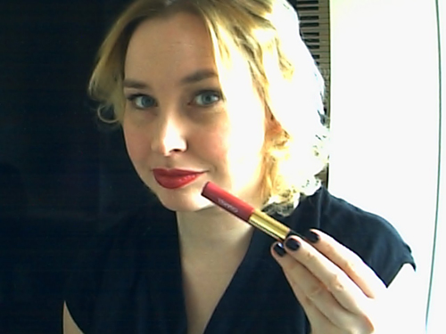 Ultra Wear Lip Colour: Chanel Rosestone