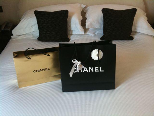 Shopping i Paris…