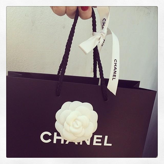 Shopping! #chanel #london