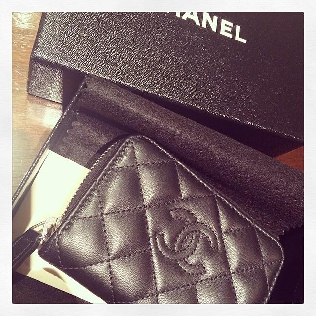 Gårdagens inköp! #chanel
