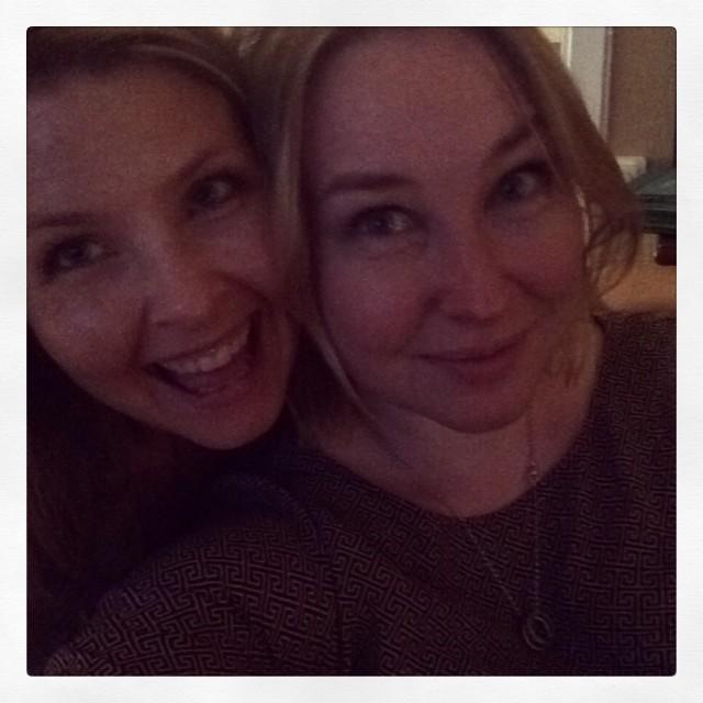 Släktträff! #kusiner #selfie @frideborgerskan