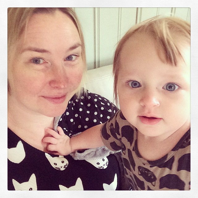 Kattklänningsfredag. #selfie #adabebisen
