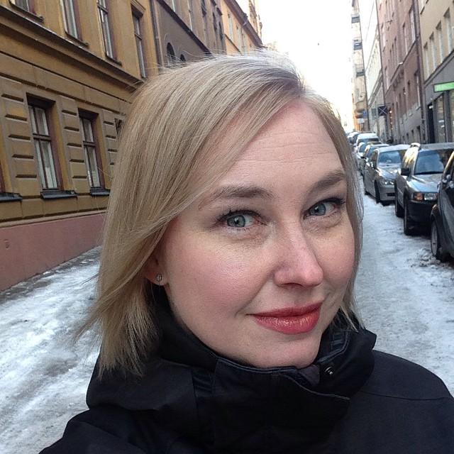 Blond igen. #svartensgatan7