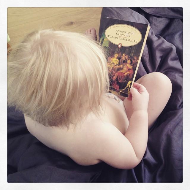 Shakespeare: när barnet själv får välja.