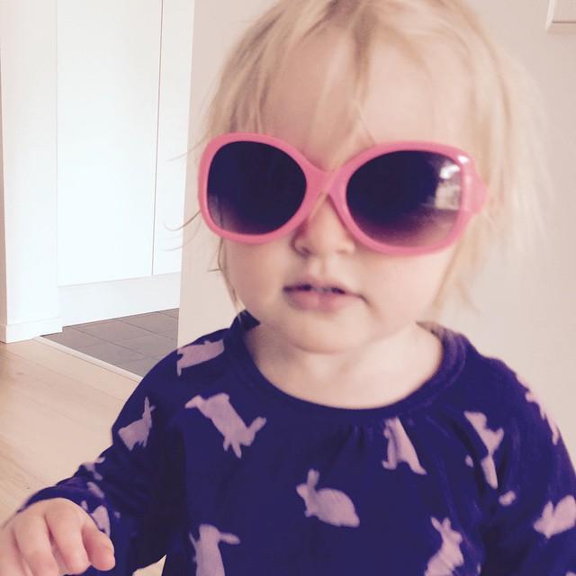Nya solglasögon #adabebisen
