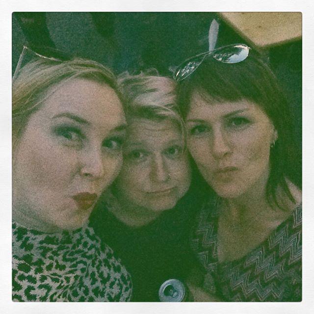 Rolig kväll på Bakgårdsfestivalen igår med många kära återseenden.